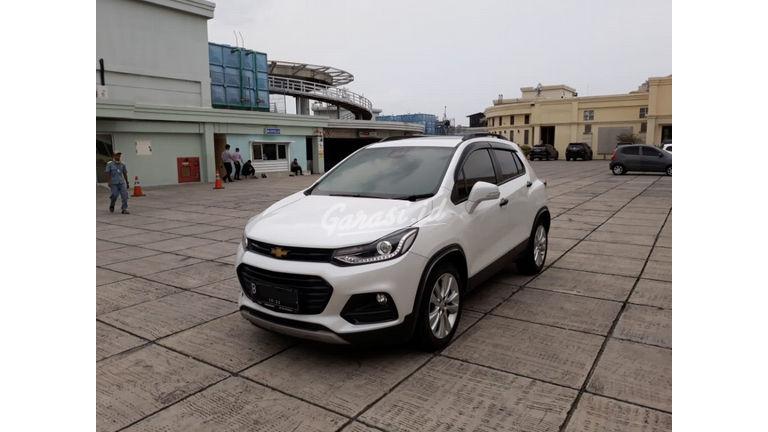 2017 Chevrolet Trax LTZ AT - Unit Istimewa (preview-0)