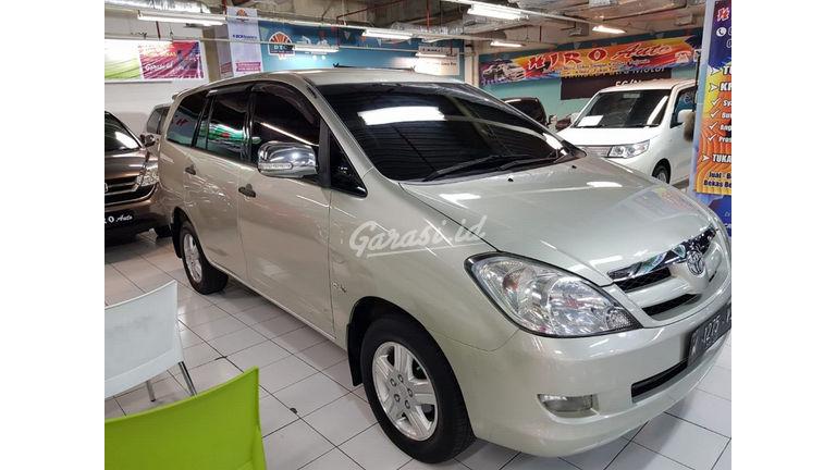 2008 Toyota Kijang Innova G Diesel Manual - Barang Bagus Siap Pakai (preview-0)