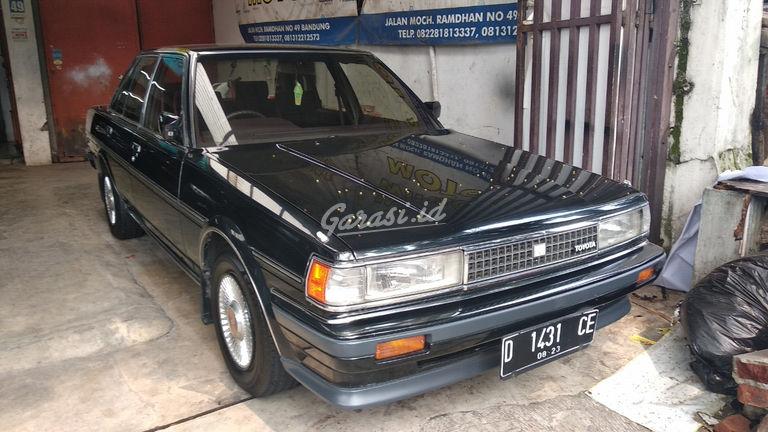 1998 Toyota Cressida GLX - mulus terawat, kondisi OK, Tangguh (preview-0)