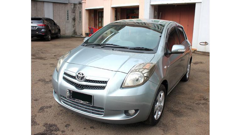 2008 Toyota Yaris E AT - barang bagus rawatan banget (preview-0)