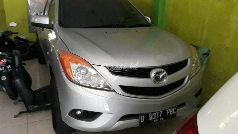 Jual Mobil Bekas 2012 Mazda Bt 50 Pro Kabupaten Semarang 00ej305