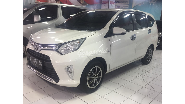 2016 Toyota Calya G - Sangat Istimewa Seperti Baru (preview-0)