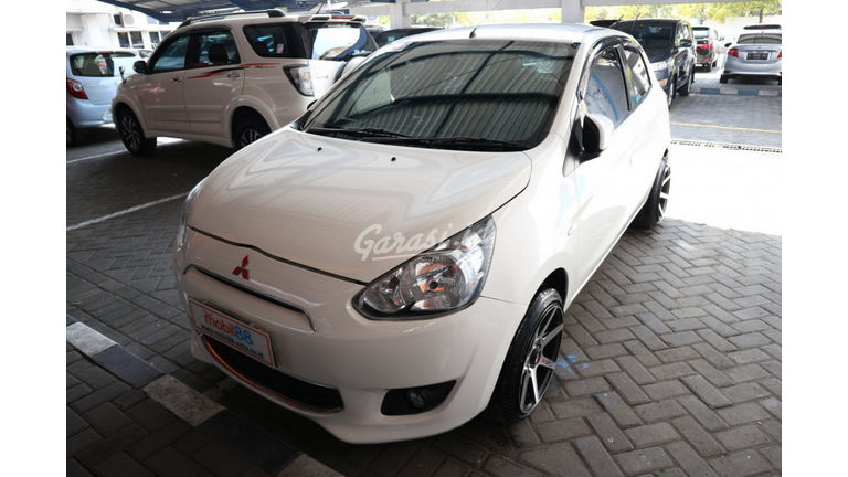 2013 Mitsubishi Mirage Exceed - unit PROMO (preview-0)