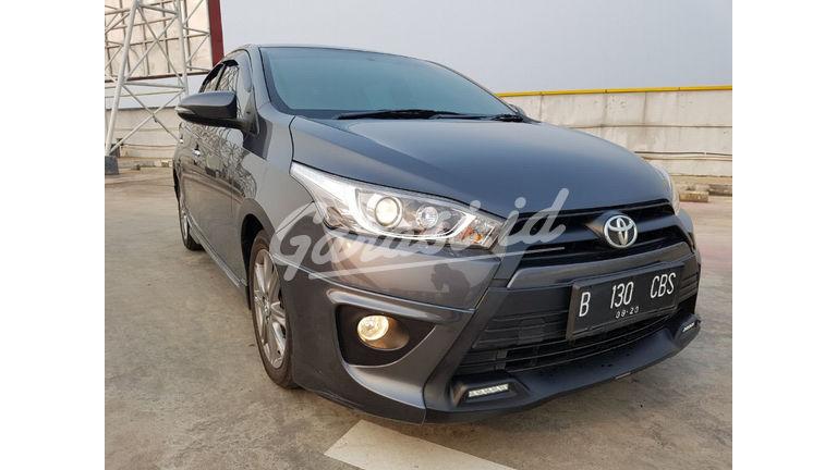 2015 Toyota Yaris S TRD Sportivo AT - Kondisi Istimewa (preview-0)
