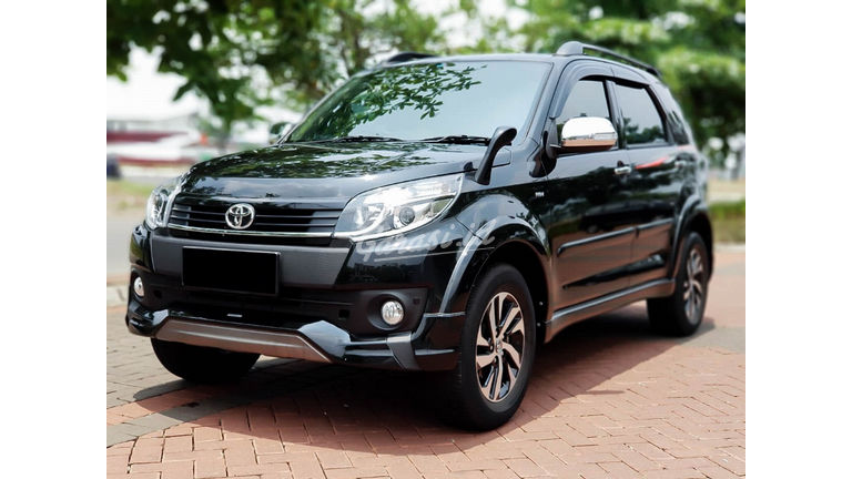 2016 Toyota Rush TRD Sportivo - Mobil Pilihan (preview-0)