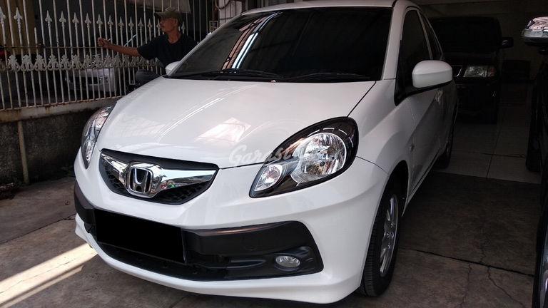 2013 Honda Brio E - mulus terawat, kondisi OK, Tangguh (preview-0)
