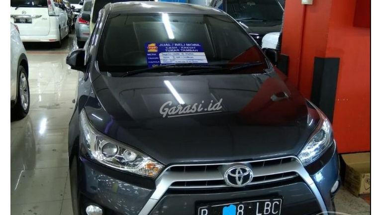 2014 Toyota Yaris G - Barang Istimewa Dan Harga Menarik (preview-0)