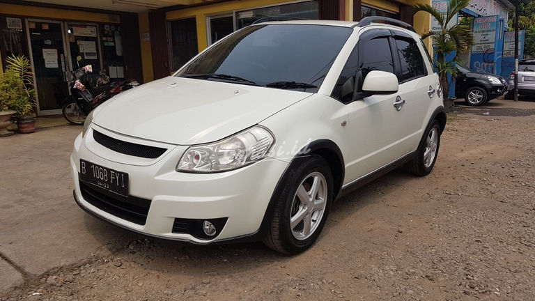 2009 Suzuki Sx4 Hatchback X Over - Kredit dibantu TDP RINGAN (preview-0)