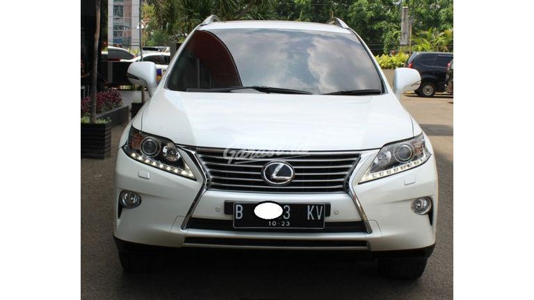 2013 Lexus RX RX - TERAWAT & SIAP PAKAI (preview-0)