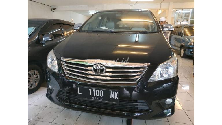 2012 Toyota Kijang Innova G Mt - Kondisi Terawat Siap Pakai (preview-0)