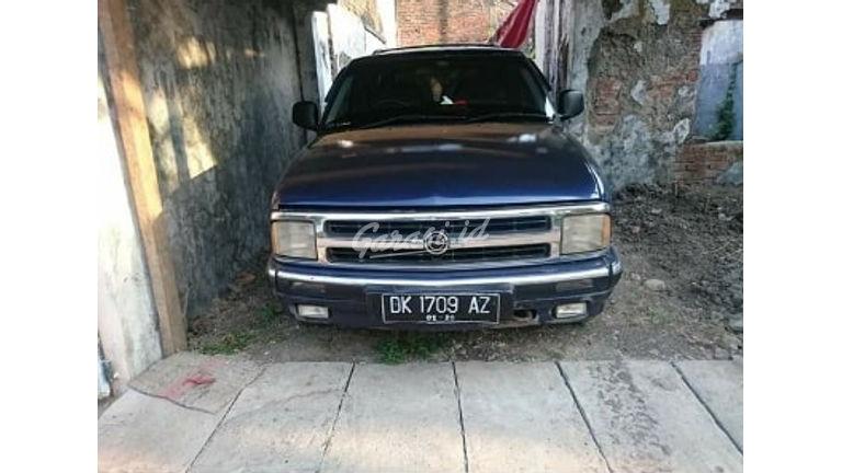 Jual Mobil Bekas 1997 Opel Blazer By Chevrolet D Sidoarjo 00dd537