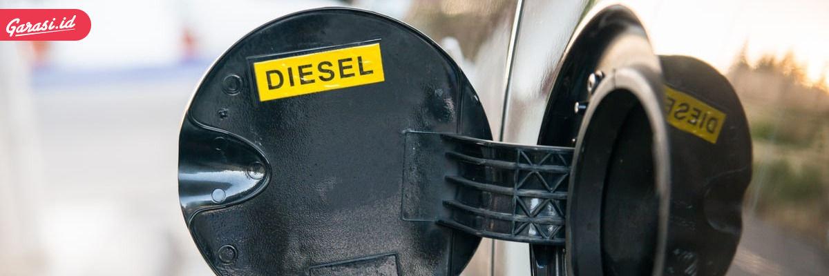 Mobil mesin diesel