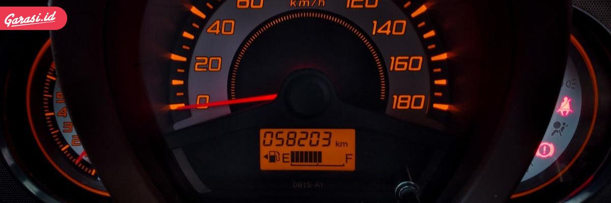 Odometer Mobil