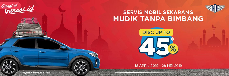 Promo Mudik 2019