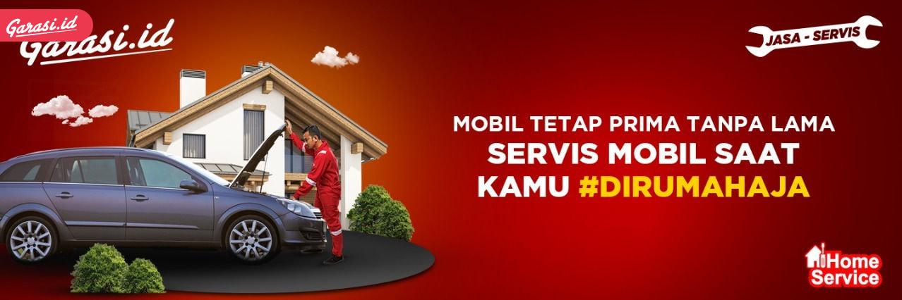 Layanan Home Service Perawatan Mobil