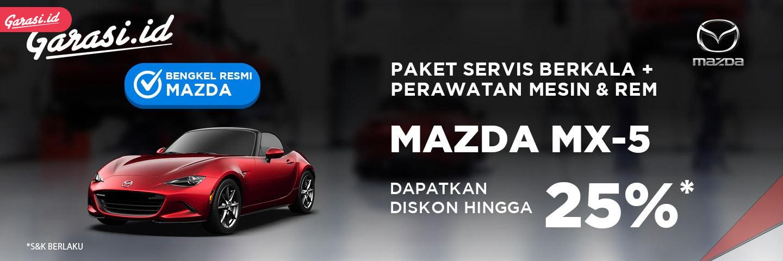 Promo Servis Mazda MX-5