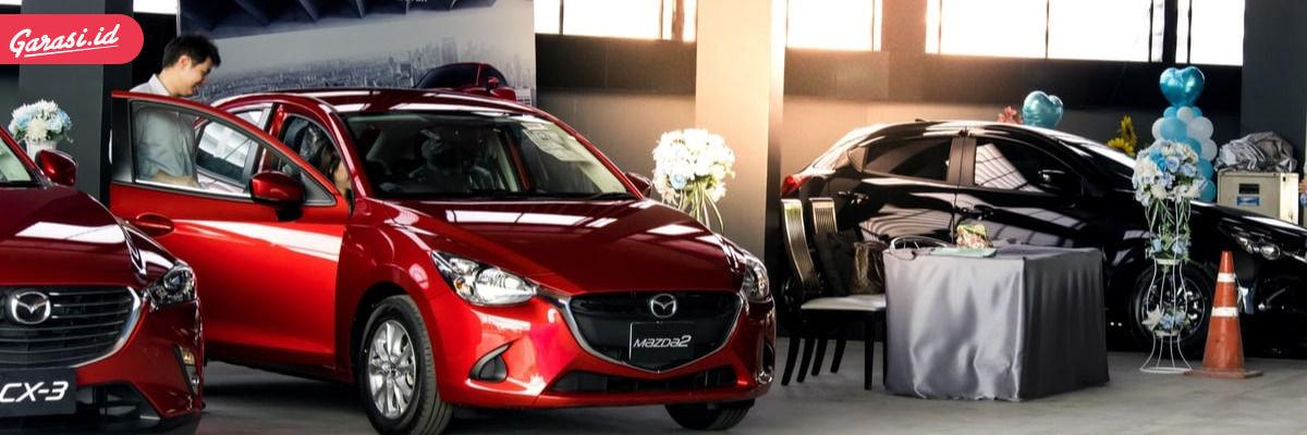 Paket Servis Mobil Mazda