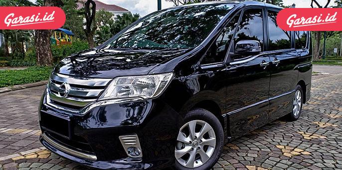 Nissan Serena Bisa Jadi Mobil Pilihan Untuk Pergi Bersama Keluarga