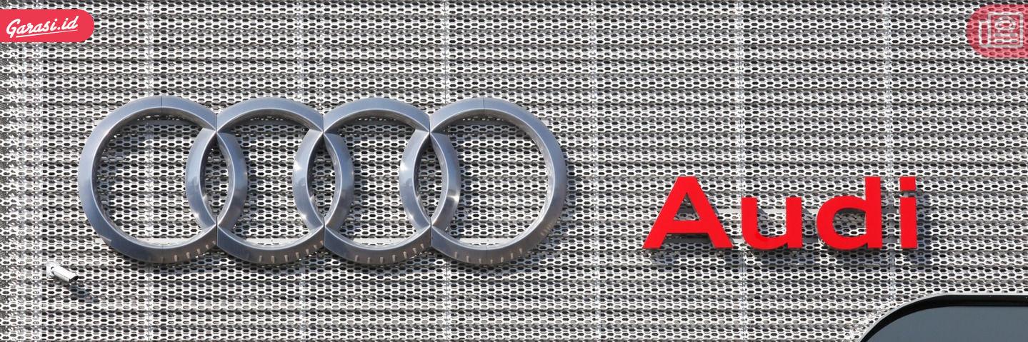 Logo merek mobil Audi