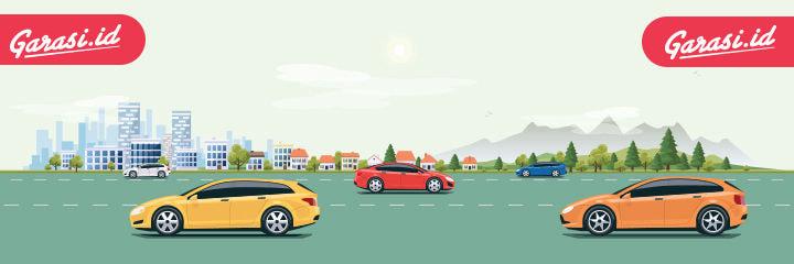 Tips Berkendara Jalan Sempit
