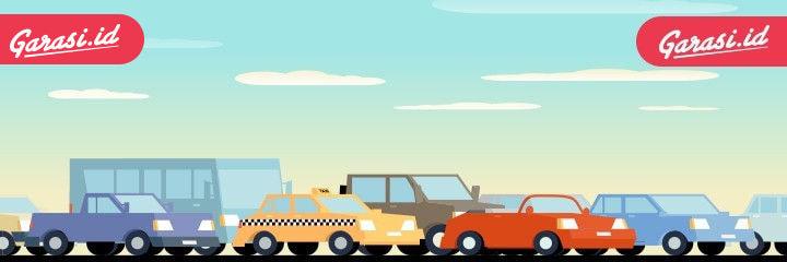 Ganjil Genap Kendaraan