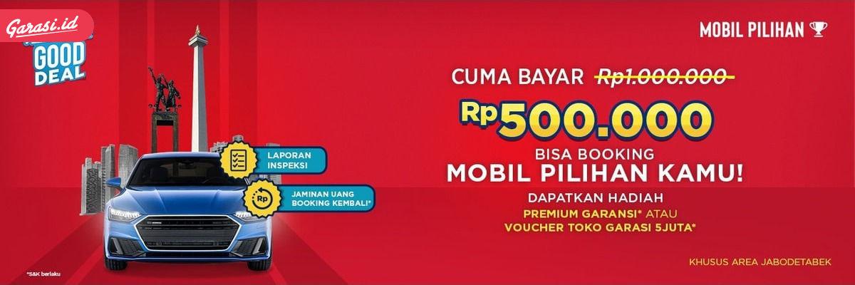 Promo Mobil Pilihan Garasi.id
