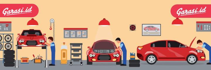Promo spesial servis berkala mobil Mazda