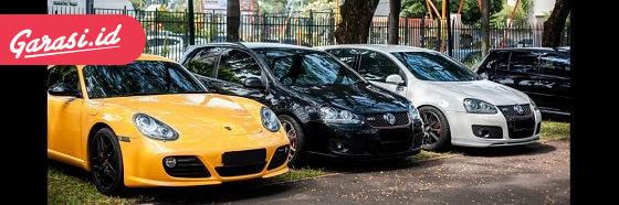 NUVOLKS menjadi wadah para penggemar otomotif dalam mengaspirasikan hobinya