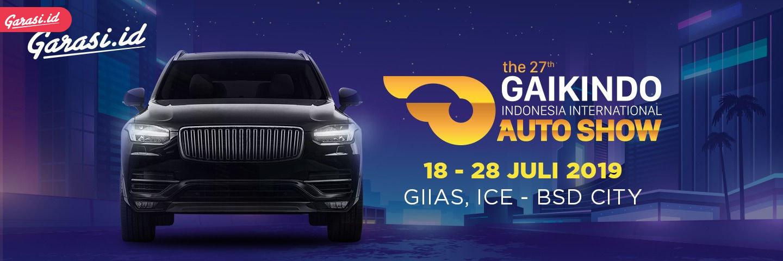 Bertemakan Future in Motion, GIIAS 2019 menjadi ajang pamer mobil lsitrik di tanah air