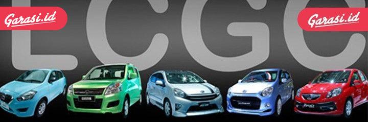 LCGC dan City Car