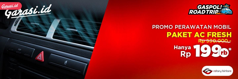 Promo Ac Mobil