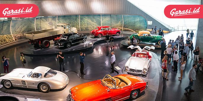 10 Mobil-Mobil Langka di  Dunia
