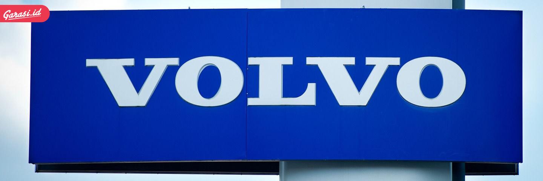 Volvo dengan mesin tank