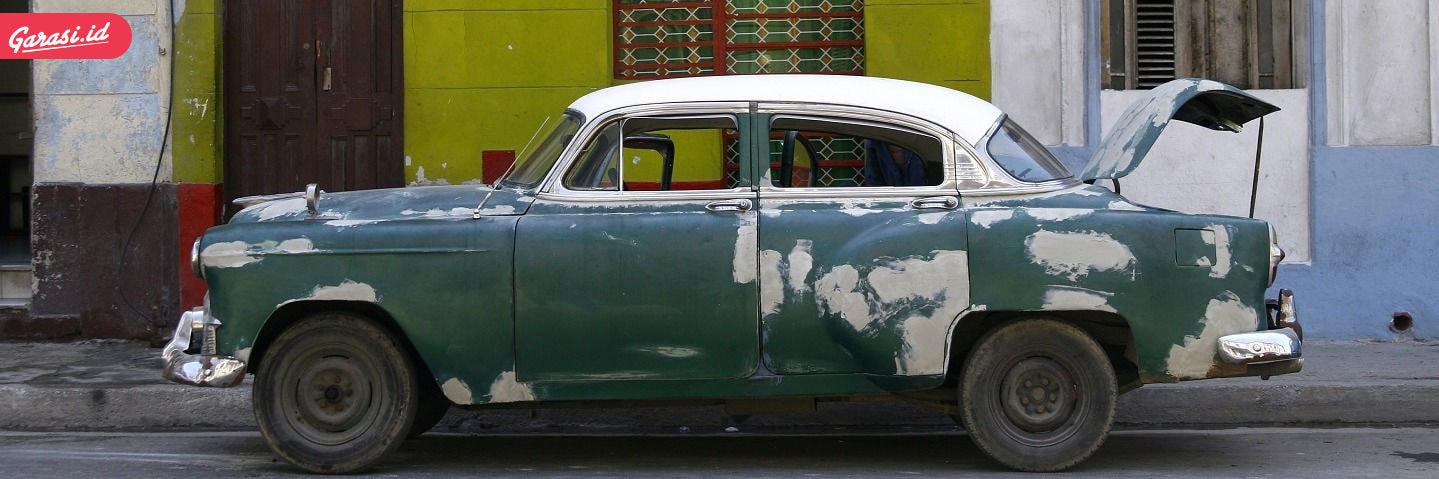 Mobil Berkarat