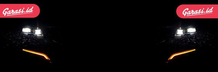 Lampu mobil