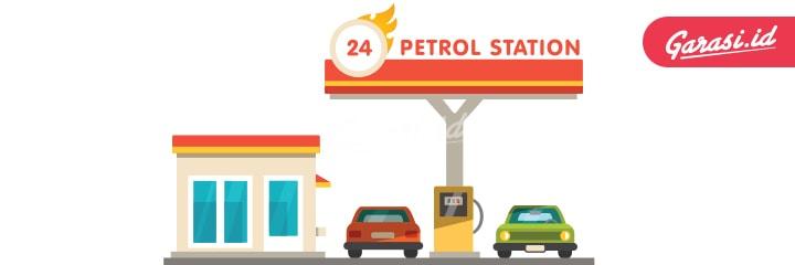 menghemat bahan bakar mobil