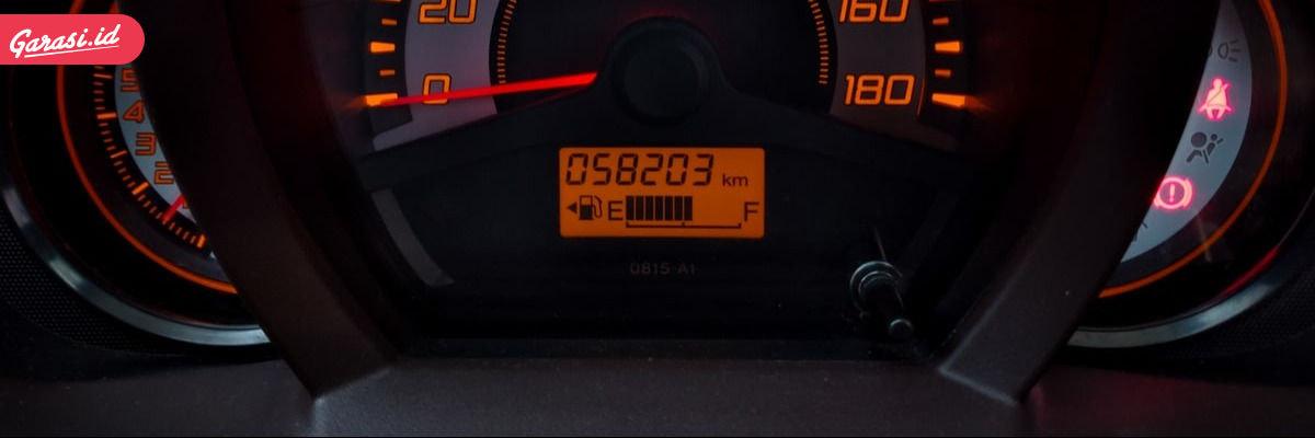 Tangki bensin mobil