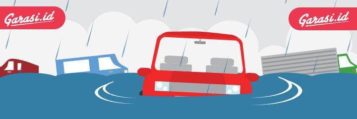 Berkendara Hujan
