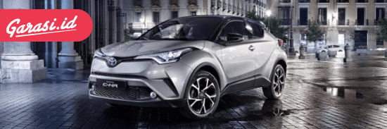 Toyota Janjikan C-HR Pasti Masuk Indonesia