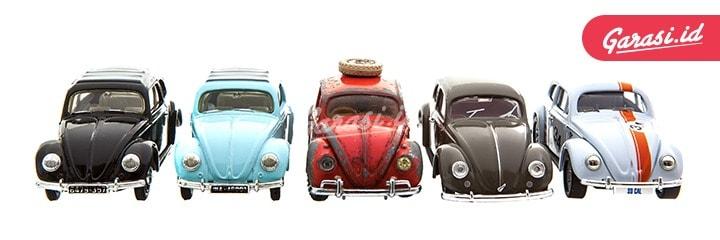 VW Beetle menjadi sebuah lambang atau ikon budaya tandingan tahun 1960-an terhadap eksistensi mobil Amerika yang bertubuh bongsor.