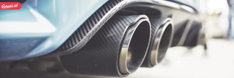 Asap knalpot mobil mencirikan kondisi mesin mobil