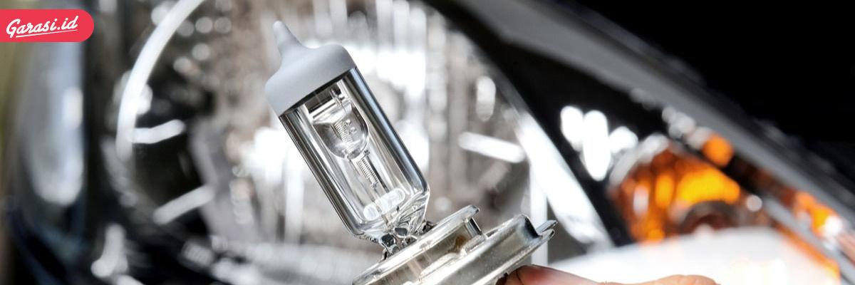 Jenis lampu mobil