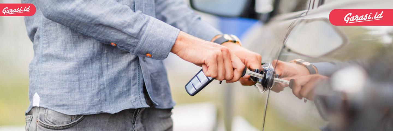 Kunci Keamanan Mobil