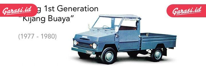 Kijang 1st Generation
