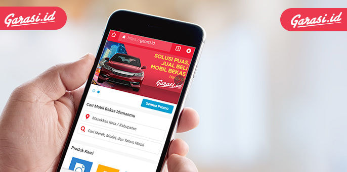 Beli Mobil Bekas Online Takut Kena Tipu, Garasi.id Bisa Jadi Solusi