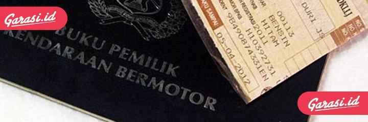 BPKB merupakan buku perincian pemilik kendaraan bermotor serta faktur pembelian