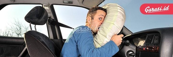Seatbelt mobil