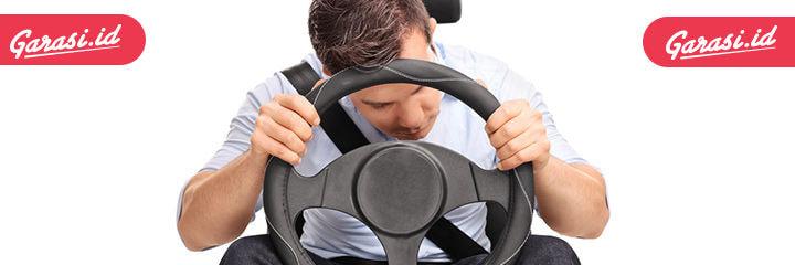 Bahaya Tidur Dalam Mobil