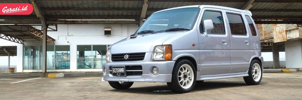 Sejarah Suzuki Karimun