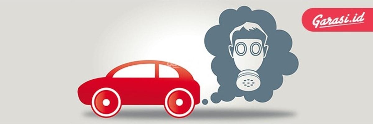 Asap kendaraan menyumbang polusi udara terbesar